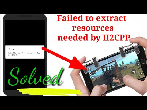 Download Video & MP3 320kbps: Failed To Extract Resources Needed By