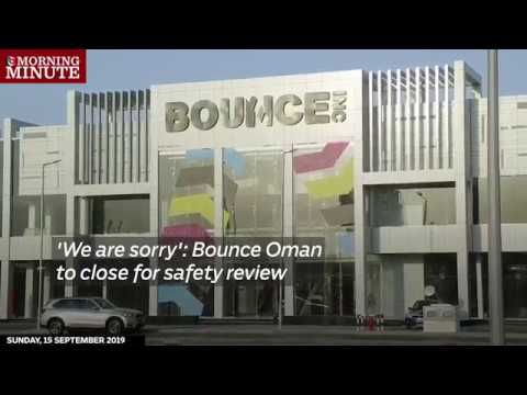 'We are sorry': Bounce Oman to close for safety review