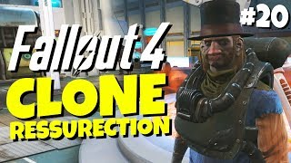 Fallout 4 - The Meat Factory #20 - Clone Resurrection