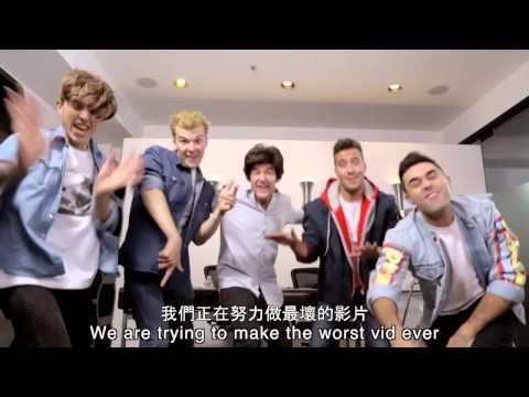 Bart BaKer – One Direction – Best Song Ever (parody中文字幕)