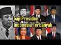Daftar Gaji Presiden Indonesia dari Soekarno Sai Jokowi