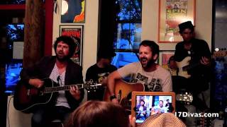 "The Trews perform ""I'll Find Someone Who Will"" (acoustic)"
