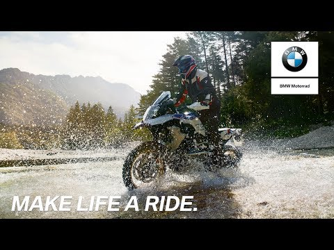 2020 BMW R 1250 GS in Fairbanks, Alaska - Video 1