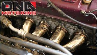 How To Install 88-00 Honda Civic 4-1 Header