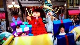Ariana Grande Macy's Parade - Last Christmas