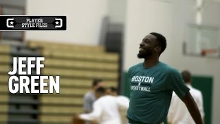 Player Style Files: Jeff Green