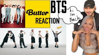 BTS (방탄소년단) 'Butter' 🧈 Official MV REACTION & SPECIAL PERFORMANCE CHOREOGRAPHY REACTION