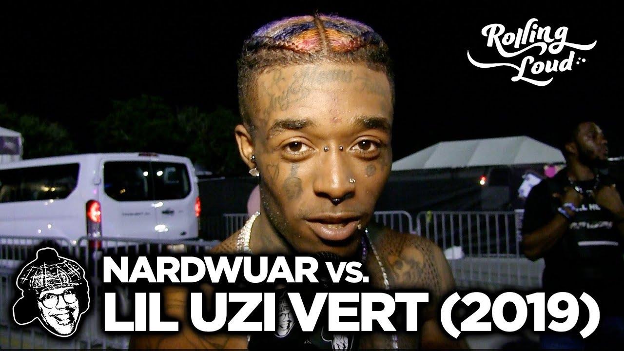 Nardwuar vs. Lil Uzi Vert | Rolling Loud 2019