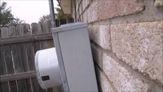 Your Fort Worth Home Inspector and a Loose Electric Meter | 817-797-2461