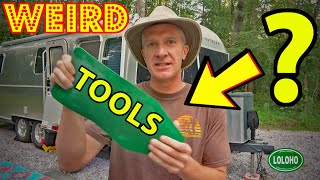 😯10 WEIRD, Useful Tools For RV Camping