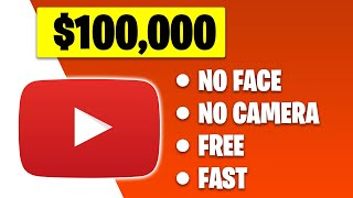 Earn $100,000 PER MONTH On YouTube *Without Making Videos* (Make Money On Youtube 2021)