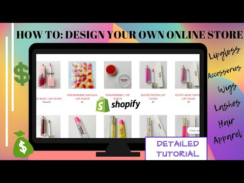 HOW TO CREATE YOUR OWN ONLINE STORE/WEBSITE FOR FREE WITH SHOPIFY 2020 | VERY DETAILED TUTORIAL