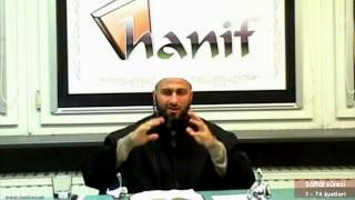 Sâffât Suresi (1-74 Ayetler) Tefsir - Muharrem Çakır