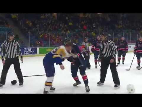 Riley McKay vs. Tyson Feist