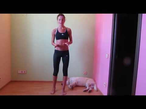 Упражнения для быстро похудеть после родов
