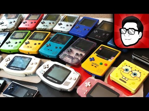 My Game Boy Collection - Collector's Guide + Favorite Games! | Nintendrew