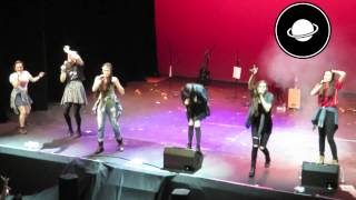 Cimorelli Live In Madrid - I Got You
