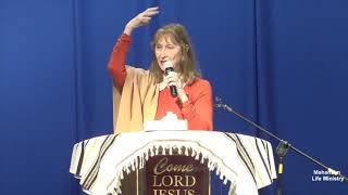 """""""Inheritance"""" Ps. Stella Roco at Mahanaim Life Ministry"""