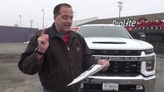 2020 CHEVROLET SILVERADO HD2500 LT Z71  What I LOVE AND HATE ABOUT  with Todd Cotta