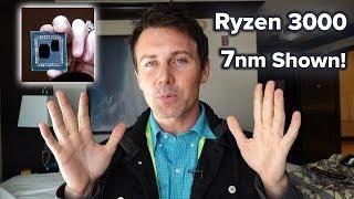 Ryzen 3000 Series 8 Core / 16 Threaded CPU Vs 9900K?!  Radeon 7 $699 Announced