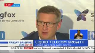 Liquid Telecom inks deal with SIGFOX in effort to create cost effective internet connection