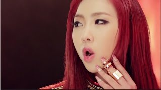 2NE1 - 'Crush' (Korean Ver.) M/V