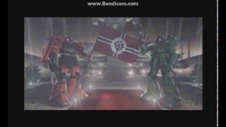 【一年戦争】機動戦士ガンダム オープニング【One Year War】