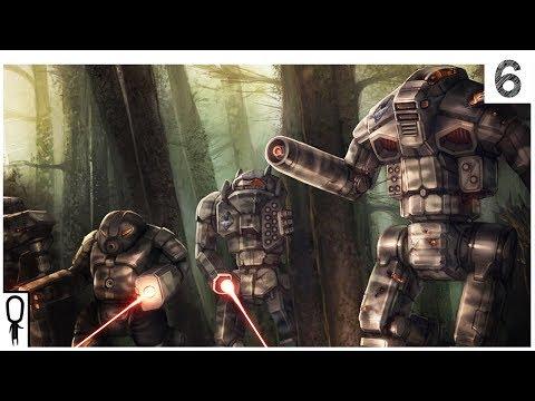 LIBERATION OF WELDRY VENGEANCE - Part 6 - Let's Play BattleTech Gameplay Walkthrough
