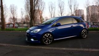 PSR - Ford focus Rs & Opel corsa OPC