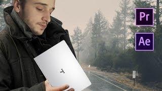Могут ли ультрабуки МОНТИРОВАТЬ видео? Ноутбук для монтажа. HP Envy 13