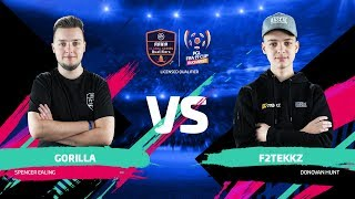 Gorilla vs F2Tekkz | PGL FIFA 19 CUP | Официальная русскоязычная трансляция