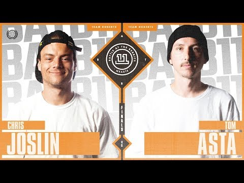 BATB 11 | Semifinals: Chris Joslin vs. Tom Asta