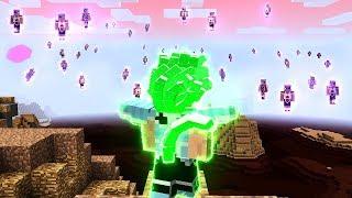 Legendary Super Saiyan vs Planet Vegeta in Dragon Block C