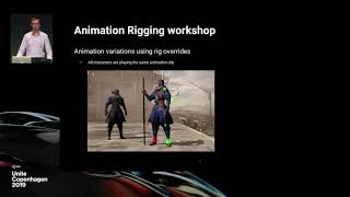 Introducing Animation Rigging for 2019.3 - Unite Copenhagen