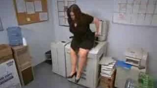 Butt Photocopier