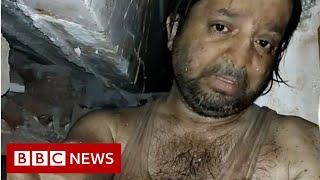 Upadek Mumbaju: człowiek, który sfilmował swoją gehennę pod gruzami – BBC News-wiadomosc w j.angielskim