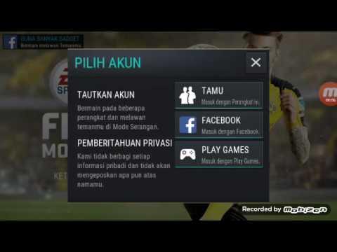 Video Taktik cara memenangkan Fifa Mobile