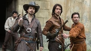 Athos Confronts His Past - THE MUSKETEERS - BBC America