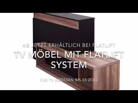 TV Möbel mit Lift System