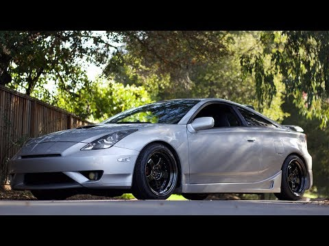 Celica Gets New Wheels, Car Wash, and More!