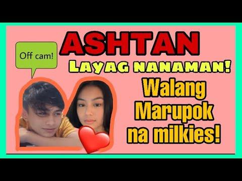 Ashtan Layag nanaman! (Ashley at kiara kinulit si tan off cam!)