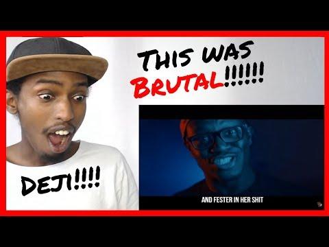 Deji - Sidemen Diss Track (Comedy Shorts Gamer Diss Track) Reaction!!! 😱😱😱
