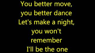 Letra Pitbull Ft Kesha  Timber (Lyrics)
