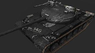 World of Tanks Нагиб на Об 140! 10к Дамага!