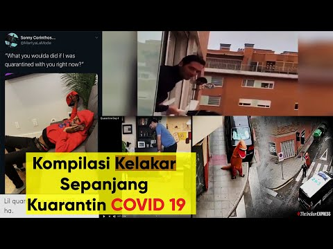 10 Kompilasi Video Netizen Ketika Kuarantin COVID 19 ShareEmbedEmail