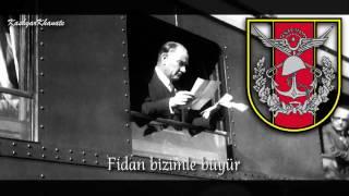 """TSK Armoni Mızıkası - Turkish Military Song : """"Biz Atatürk Gençleriyiz"""""""