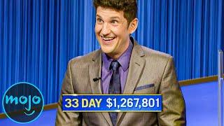 Top 10 Longest Jeopardy Winning Streaks