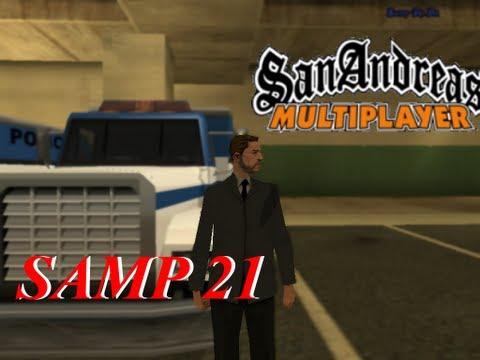 Закон  | SAMP 21-ый день