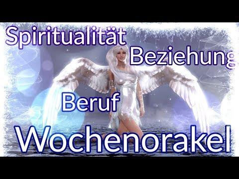 Wochenorakel 07.01. - 13.01.2019 | Beziehung | Beruf | Spiritualität | Wochenreading