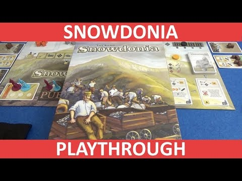 Snowdonia - Playthrough - slickerdrips
